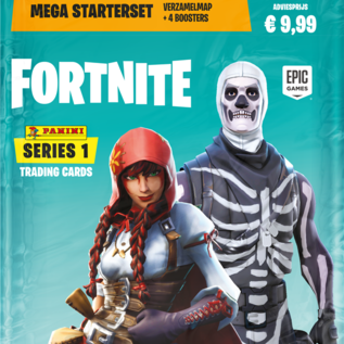 Panini Fortnite Starter Pack