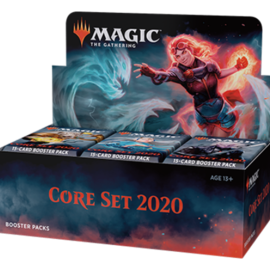 Magic The Gathering Magic The - Gatering Core Set 2020 Booster Pack