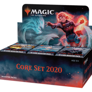 Magic The Gathering Magic The Gatering Core Set 2020 Booster Pack