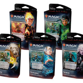 Magic The Gathering Magic the Gathering Core 2020 planeswalker deck