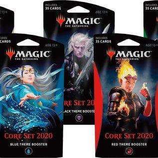 Magic The Gathering Magic the Gathering Core 2020 Theme BO