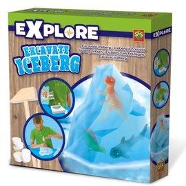 SES SES Explore IJsberg bikken