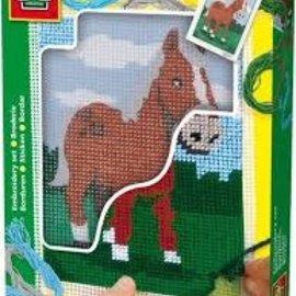 SES SES Borduren - Paard