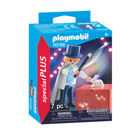 Playmobil Playmobil - Goochelaar (70156)