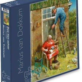 Marius van Dokkum puzzel - Doe het zelver (1000 stukjes)