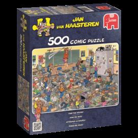 Jumbo Jan van Haasteren - Vang de muis! (500 stukjes)