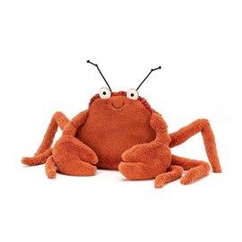 Jellycat JellyCat Crispin Crab Small