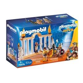 Playmobil Playmobil Keizer Maximus in het Colosseum (70076)