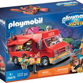 Playmobil Playmobil Del's Food truck (70075)