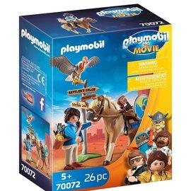 Playmobil Playmobil Marla met paard (70072)