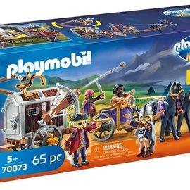 Playmobil Playmobil Charlie met gevangeniswagon (70073)