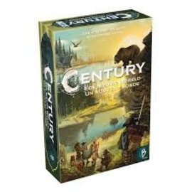 Spellen diverse Century Een nieuwe wereld