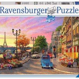 Ravensburger Ravensburger puzzel Avondsfeer in Parijs (500 stukjes)