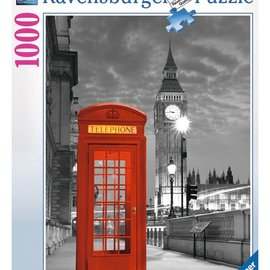 Ravensburger Ravensburger puzzel Big Ben, Londen (1000 stukjes)