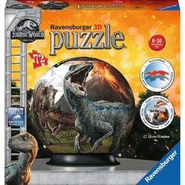 Ravensburger Ravensburger 3D puzzel Jurassic World (72 stukjes)