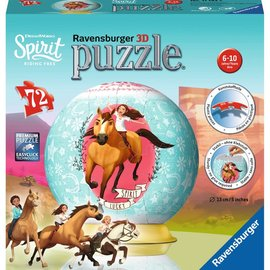 Ravensburger Ravensburger 3D puzzel Spirit (72 stukjes)