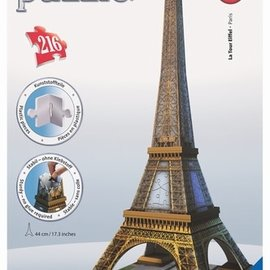 Ravensburger Ravensburger 3D puzzel Eiffeltoren