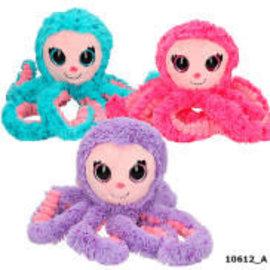 TopModel Minimoomis knuffel octopus Ahooy blauw