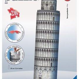 Ravensburger Ravensburger 3D puzzel Toren van Pisa