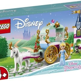 Lego Lego 41159 Assepoesters koetstocht