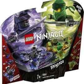 Lego Lego 70664 Spinjitzu Lloyd vs. Garmadon