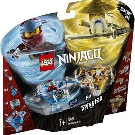 Lego Lego 70663 Spinjitzu Nya & Wu