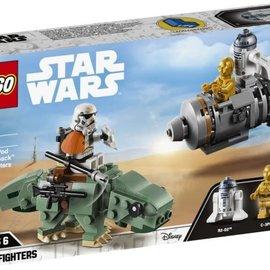 Lego Lego 75228 Escape Pod vs. Dewback Microfighters