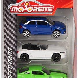 Majorette Majorette Auto set (3 auto's)