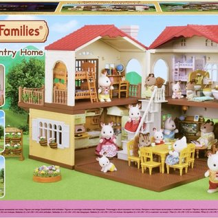 Sylvanian families Sylvanian Families - Het Grote Landhuis
