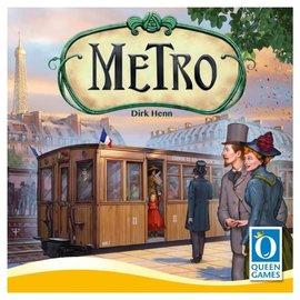 Queen games Metro bordspel