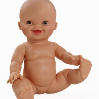 Paola Reina Paola Reina Gordi babypop blank meisje lachend 34cm