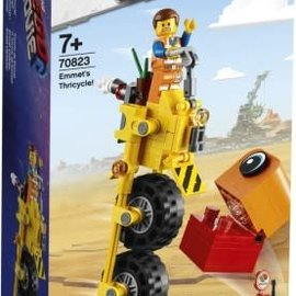 Lego Lego 70823 Emmets driewieler