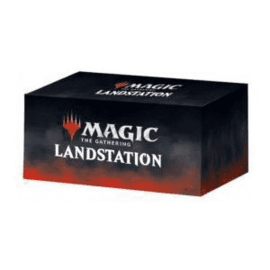 Magic The Gathering Magic core 2020 land station