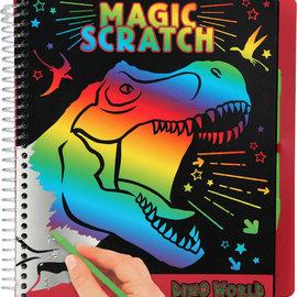 Dino World Dino World Magic-Scratch Book