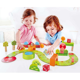Hape Hape - Sunny Valley Build 'n Play