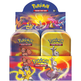 Pokémon Pokémon Kanto Power mini tin
