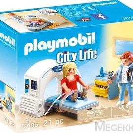 Playmobil Playmobil - Radiologiekamer (70196)