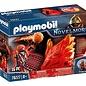 Playmobil Playmobil - Vuurbewaker met vuurgeest (70227)