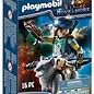 Playmobil Playmobil - Kruisboogschutter met wolf (70229)