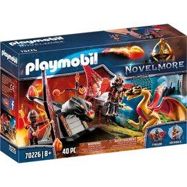 Playmobil Playmobil - Draken trainingskamp (70226)