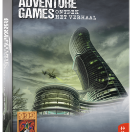 999 Games 999 Games Adventure Games - Monochrome Inc.