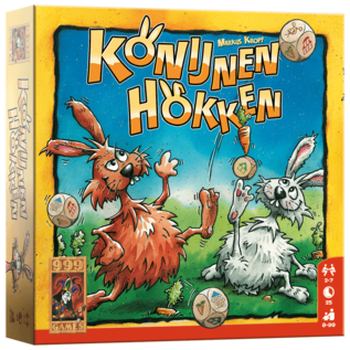 999 Games 999 Games Konijnen Hokken