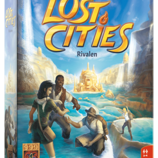 999 Games 999 Games Lost Cities - Rivalen