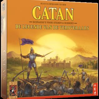 999 Games 999 Games Catan De Legende van de veroveraars (uitbreiding)