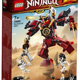 Lego Lego 70665 Samoerai Mech