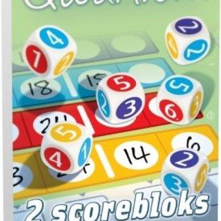 WhiteGoblinGames WGG Qwantum (2 extra scoreblokken)