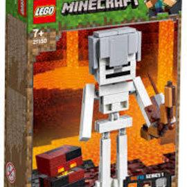 Lego Lego 21150 Bigfig Skelet met magmakubus