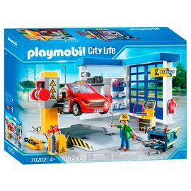Playmobil Playmobil - Autogarage (70202)