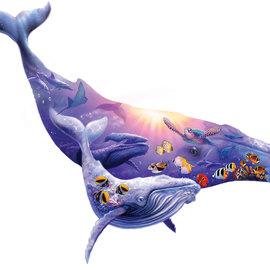 Sunsout SunsOut puzzel Humpback Whale (1000 stukjes)