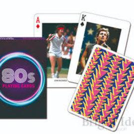 Piatnik Piatnik speelkaarten - 80's